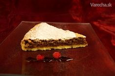 Ořechový koláč pro svatého Jakuba (fotorecept) - Recept Tiramisu, Cheesecake, Ethnic Recipes, Desserts, Food, Cakes, Basket, Santiago, Tailgate Desserts