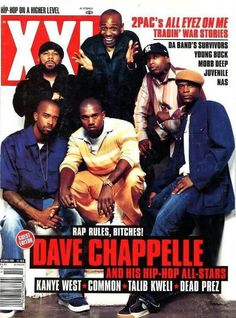 Dave Chappelle on XXL