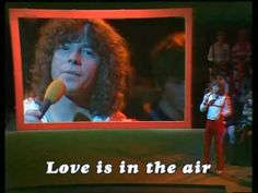 John Paul Young - Love is in the air 1978 - YouTube