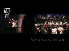Walking With You Nadine Germann Ugetsu Zebra performing live in Munich free HD video - YouTube