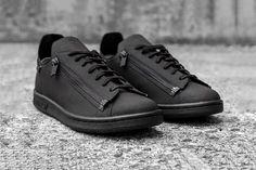 bd6e503652e89 adidas Y-3 Stan Smith Zip