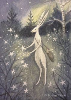 """""""He Gave Sparkle to the Stars"""" by Karen Davis (12/14/14)"""