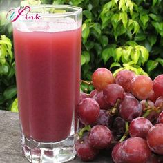 All natural grape juice - Juice Cleanse and Detox Yummy Drinks, Healthy Drinks, Healthy Snacks, Healthy Recipes, Fast Recipes, Delicious Recipes, Juice Smoothie, Smoothie Drinks, Smoothie Recipes