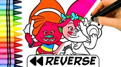 Trolls Coloring Book REVERSE SPEED COLORING Video for Kids with Poppy DJ Suki and Cooper!   Watch More Coloring Trolls Videos   TROLLS MOVIE COLORING BOOK EPISODE 7 DJ SUKI AND POPPY SPEED COLORING VIDEO FOR KIDS - Toy Army https://www.youtube.com/watch?v=YImhIArQKVk  TROLLS MOVIE COLORING BOOK EPISODE 6 COOPER POPPY MORE SPEED COLORING VIDEO FOR KIDS - TOY BUNKER https://www.youtube.com/watch?v=vySC2mC4ah8  NEW TROLLS MOVIE COLORING BOOK EPISODE POPPY SPEED COLORING VIDEO FOR KIDS - TOY…