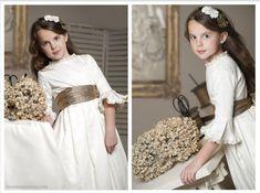 ♥ Vestidos de COMUNIÓN 2013 de la marca de moda infantil TERESA Y LETICIA ♥ : ♥La casita de Martina♥ Blog Moda Infantil, Moda Premamá, Vestidos de Comunión, Recordatorios y Trajes de Comunión