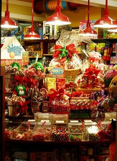 Xmas Candy Store