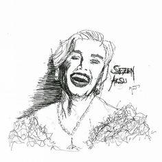 Sezen Aksu - Kaçın Kurası  #sketch #sezenaksu