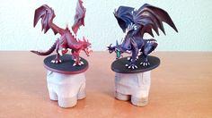 Shadow Dragons!!! Descend second edition