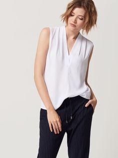 Sale up to 70% off Elegancka koszula z żorżety, MOHITO, RI663-00X