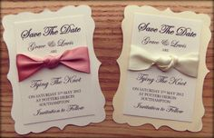 Wedding invitations save the date tie the knots 32 ideas for 2019 Wedding Reception Flowers, Wedding Table, Wedding Day, Wedding Dreams, Wedding Stuff, Dream Wedding, Wedding Paper, Wedding Cards, Ribbon Wedding