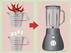 make your own organic water based pesticide with garlic and hot peppers