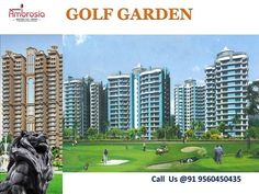 Ajnara Ambrosia offer a Best Inventories in 2/3/4 BHK Call us +919560450435