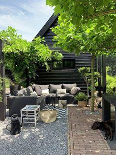 Back Gardens, Outdoor Gardens, Dream Garden, Home And Garden, Outdoor Spaces, Outdoor Living, Garden Deco, Hacienda Style, Backyard Garden Design