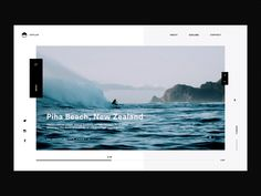 Four Web Design Philosophies to Keep in Mind Website Design Inspiration, Great Website Design, Website Design Layout, Web Layout, Graphic Design Inspiration, Layout Design, Website Ideas, Banner Design, Header Design