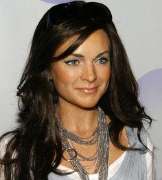 Linsay Lohan Identical Celebrity Wax Figures - chicagotribune.com