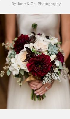 early fall bridal bouquet blush maroon grey garden roses dahlias seeded eucalyptus dusty Informations About Maroon Wedding Ideas Purple Flowers Pin You can easily us Spring Wedding Bouquets, Bridal Bouquet Fall, Fall Wedding Bouquets, Fall Wedding Flowers, Flower Bouquet Wedding, Wedding Colors, Wedding Ideas, Blush Bouquet, Freesia Bouquet