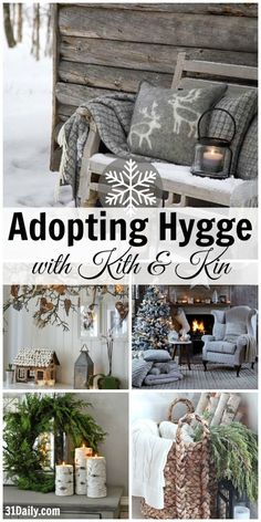 How to Adopt Nordic Hygge and Cozy Up Your Home - 31 Daily Cozy Living, My Living Room, Easy Home Decor, Home Decor Bedroom, Bedroom Apartment, Bedroom Wall, Danish Hygge, Cottage Shabby Chic, Cottage Style