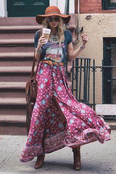 Wait List // Folk Town Button Down Skirt • Spell & The Gypsy Collective - International