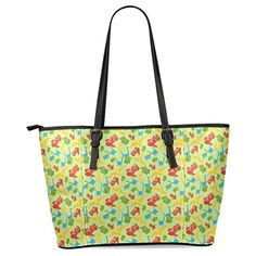 Ewa Dinosaur Women's Leather Tote Shoulder Bags Handbags -- Find out more…