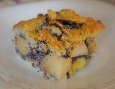 Csipetfalat: Paleo mákos guba almával Paleo, Keto, Guam, Atkins, Sushi, Low Carb, Sweets, Ethnic Recipes, Food