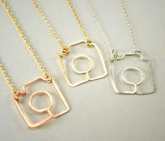 Shoot Me Camera Necklaces <3 I need!!!  Thanks @Jennifer Venezio
