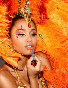 Color Theory Therapy| Serafini Amelia| Orange-KUBICLE 2014 Brazil inspiration