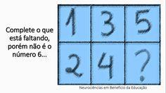 Neurociências em benefício da Educação!: Percepção, atenção e observação...
