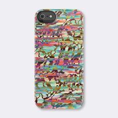Abstract iPhone case - Ana Romero Collection