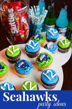 Seahawks Party Ideas - Queen Bee Coupons & Savings