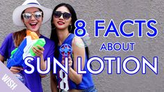 [Giveaway] All About Sunscreen | 8 Facts About Sun Lotion