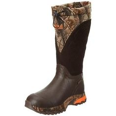 Bushnell 6228 Mens Archer Brown Leather Hunting Boots 9 Medium (D) BHFO