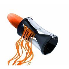 Gefu 13460 Spirelli - Rallador de zanahorias en espiral: Amazon.es: Hogar