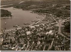 Vista aérea de Ilhéus