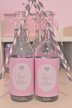 Cute Valentines Day party ideas