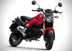 2014 Honda Grom. Starts at $3000. What u think Holmes?