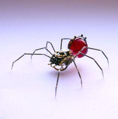 Spider No 46 (I) by AMechanicalMind on deviantART