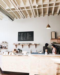 Elm Coffee, Seattle