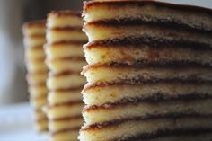 Sweet State of Mine: Maryland - Smith Island Cake recipe