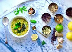 Winter Kitchari + Giveaway | Food: A Love Story