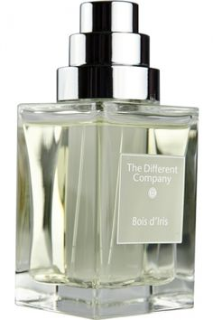 Bois d`Iris by The Different Company is a woody, aromatic, powdery Floral fragrance with iris and bergamot in the top. Geranium, ylang-ylang and coriander seed in the middle. Cedar, leather and vetiver in the base. - Fragrantica