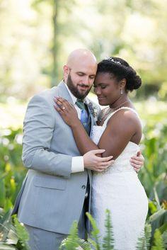 Pastel Garden Wedding | Corner House Photography on @savvybride via @aislesociety