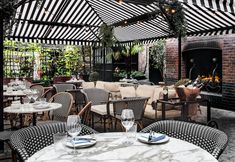 The most stylish outdoor terraces in London | Livingetc