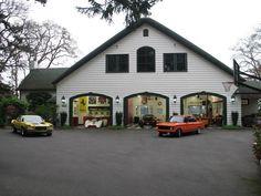 Wow just amazing garage