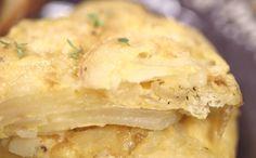 Receita típica italiana é também conhecida na Espanha como tortilla