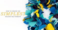 How To DIY Paper Plate Free Printable Wreath