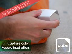 SwatchMate Color Capturing Cube's video poster