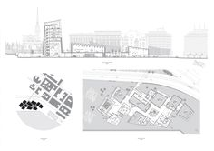 Moreau Kusunoki's 'Art in the City' Proposal Wins Guggenheim Helsinki Competition,Winning proposal. Image © Moreau Kusunoki Architectes / Guggenheim