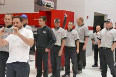 Johnson takes Texas Victory Bell tour with help from Lowe's ProServices | Hendrick Motorsports