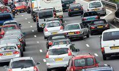 Vijf snelwegen dicht in chaotische avondspits