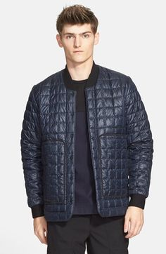 Tim Coppens Quilted Shirt Jacket
